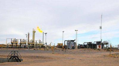 Producci�n: Se derrumba el crudo y fluye el gas