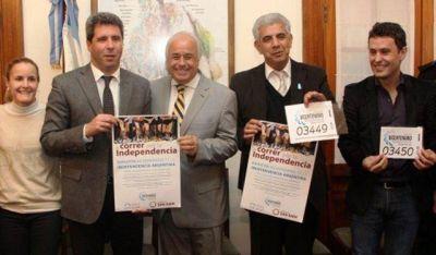 Maratón Bicentenario de la Independencia Argentina se correrá el sábado