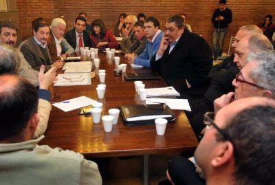 Acuerdo con San Juan: admiten que se pag� con vino intervenido