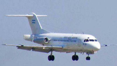 Partió el primer vuelo desde Mar del Plata a Neuquén