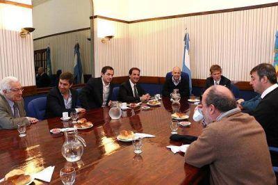En Pilar, ARBA present� el programa Nueva Gesti�n Tributaria Territorial