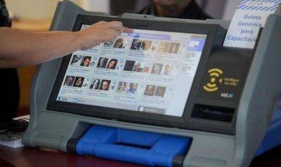 Se viene en la Provincia el debate por la reforma electoral