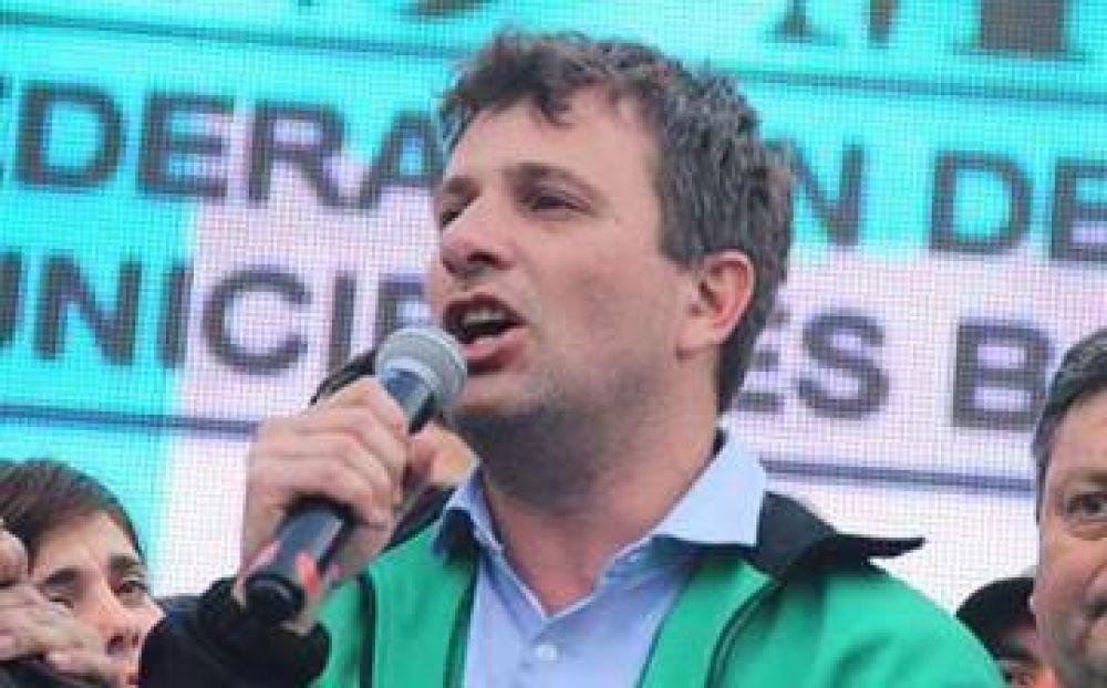 "Doval: ""Ferraresi consiguió desafiliaciones del STMA ""en la mesa de torturas del patrón"""