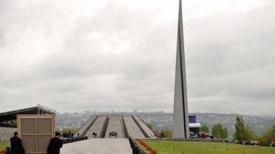Armenia; el Papa quiere recordar el «Gran Mal» con la oración