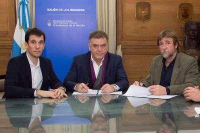 Nación y Jujuy firmaron cinco convenios para finalizar la construcción de 188 viviendas en Abra Pampa, Monterrico y Perico