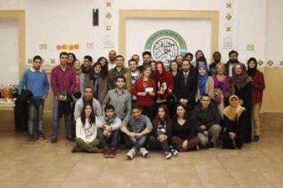 Iftar de la Juventud del CIRA con la Red Interreligiosa de J�venes