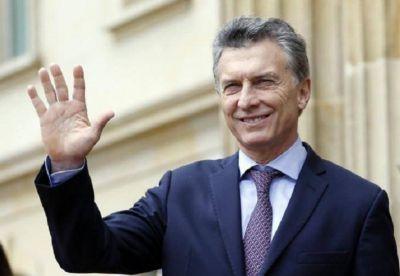 Macri present� el proyecto de ley de Reforma Pol�tica
