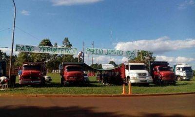 Yerba: Afirman que secaderos de zona Centro pagan $3 y obligan a los productores a firmar por $4,80
