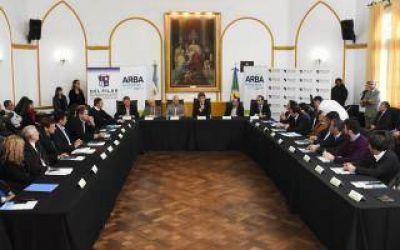 ARBA presentó mapas digitales a municipios para mejorar la recaudación