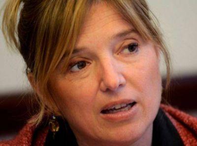 "Cristina Alvarez Rodríguez, sobrina nieta de Evita: ""Venimos a Santiago a honrar a las mujeres"""