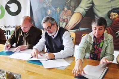 Más gas para Trenque Lauquen: Fernández reconoció que se avanzó en lo político, y no en lo operativo