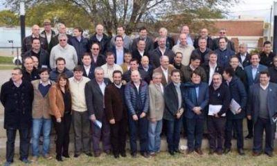 Los intendentes municipales de Cambiemos en provincia de Buenos Aires se reúnen en Vicente López