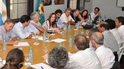 La crisis del sector lechero y porcino, las principales preocupaciones que el campo presentó a Vidal