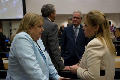"""Boyadjian: """"Ratificamos la vigencia del reclamo por Malvinas"""""""