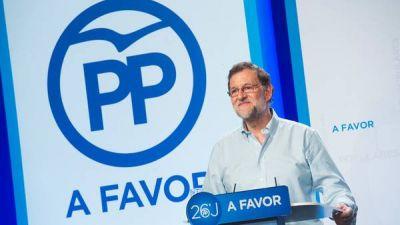 Los mayores de 65 años, un voto clave para Rajoy en España