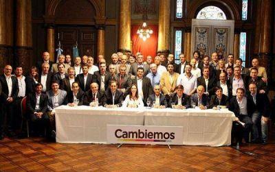 Intendentes de Cambiemos se reunir�n en Vicente L�pez