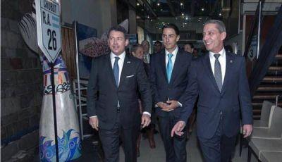 El embajador de EE.UU. manifestó a Arcioni el interés de empresas norteamericanas en Chubut