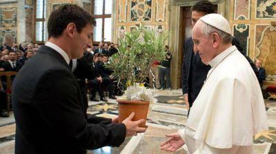 El papa Francisco suspendió el Partido por la Paz que se iba a jugar en La Plata