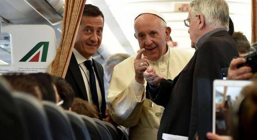 Scholas ofrece audiencias privadas con el Papa por 50 mil dólares
