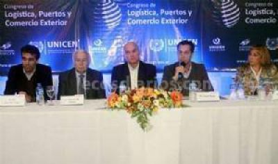 Está en marcha el Congreso de Logística en Puerto Quequén