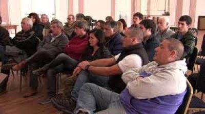 """Se realizó charla informativa sobre el programa """"Lotes con Servicios"""""""