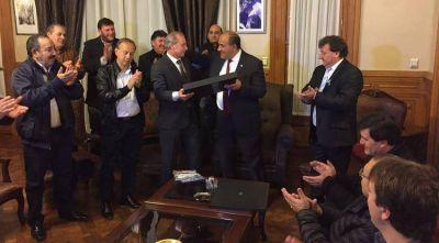 Junto al Gobernador, el SEOC inaugura una policlínica en Famaillá