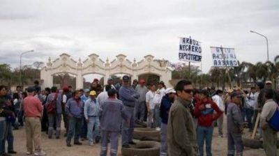 �No da el brazo a torcer!: contin�a el conflicto patronal en Tabacal