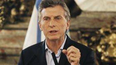 Baja la aprobación a Macri, pero se mantiene el optimismo