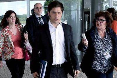 Kicillof integrará la delegación internacional que acompañará a Podemos