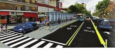 Proponen una audiencia pública para analizar el proyecto del metrobus