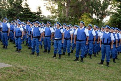 La Policía Local brindará cobertura en la ciudad de Batán