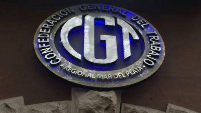 Desestimaron la denuncia ante la presunta usurpaci�n de la sede de la CGT local