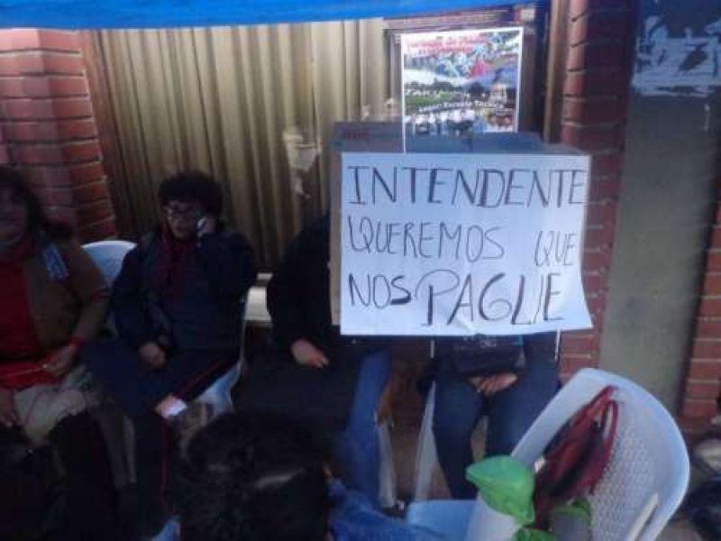 Anuncian nuevos paros en Salvador Mazza y la situación está que arde