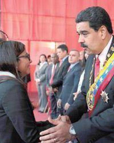 Maduro ratifica el diálogo vía Unasur