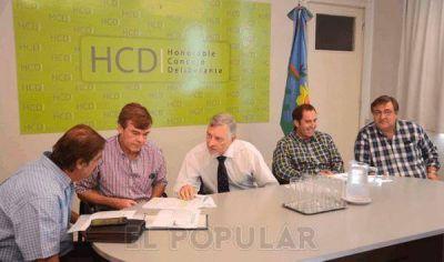 Nuevas reuniones por el pedido de suba del agua