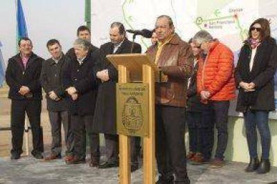 Bertellys participó de la inauguración de una Planta de Separación y Reciclado de Residuos