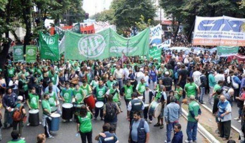 Gremios estatales pararán el 12 de julio en la provincia de Buenos Aires
