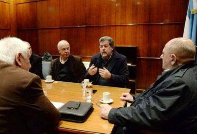 Ministro de la Producción visitó al Intendente que le pidió potenciar las industrias marplatenses