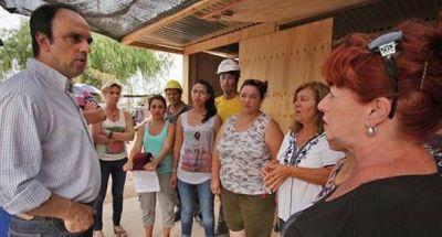 Construirán viviendas en Esperanza Este