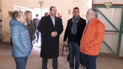 GONZALES CHAVES ACORDÓ CON LA PROVINCIA PARA TRATAR LOS RESIDUOS