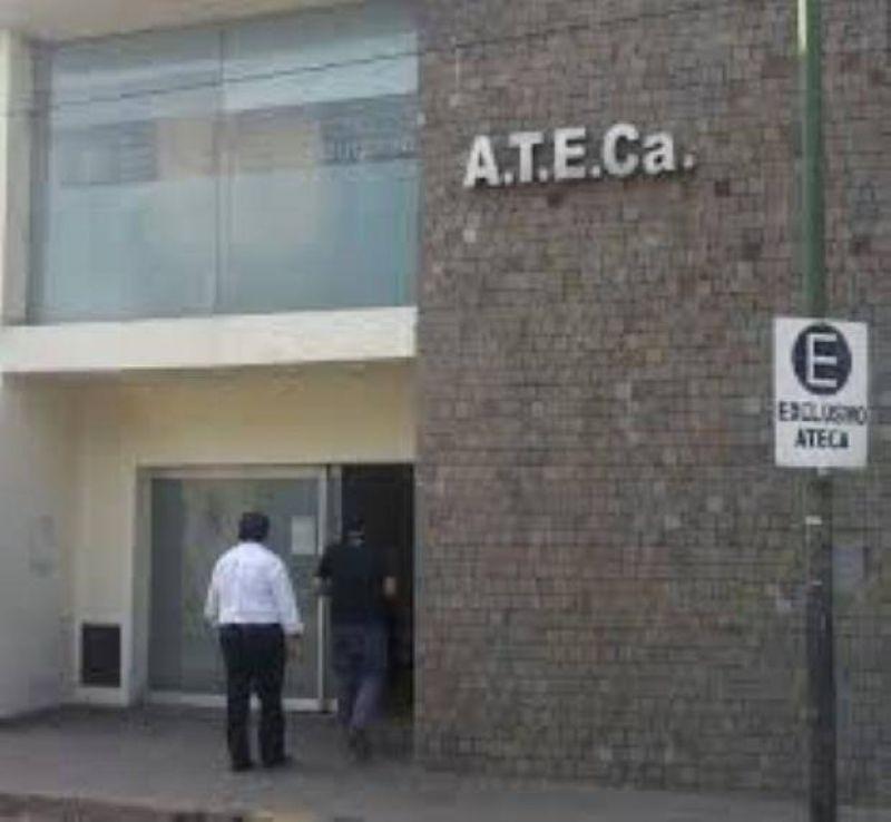 """""""Ateca no hizo ninguna presentación por el tema descuentos por el paro"""""""