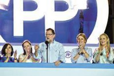 Rajoy, fortalecido con la estrategia del miedo