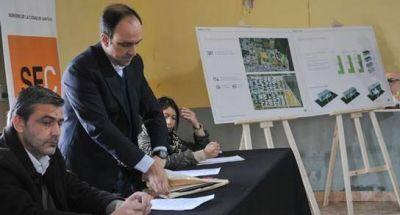 Hubo tres ofertas para construir 60 viviendas