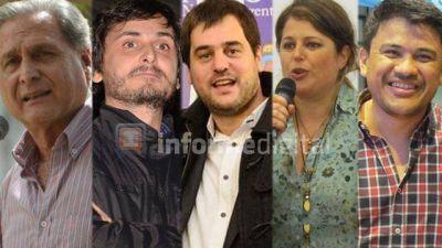 Cuánto les queda de kirchnerista a los diputados nacionales entrerrianos del PJ