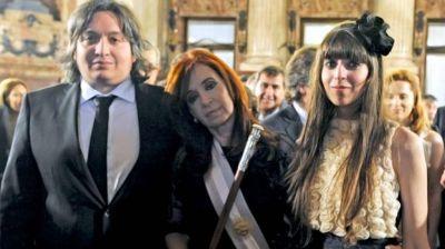El juez Ercolini levantó el secreto fiscal de Cristina Kirchner y sus hijos