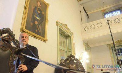 Colombi proyecta enviar la reforma de la Constituci�n en agosto a la Legislatura
