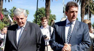 Gioja quiere intervenir el PJ de Jujuy y dinamita los puentes con Massa
