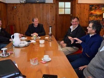 Impulsan la creación del Observatorio de la Cuenca del Nahuel Huapi