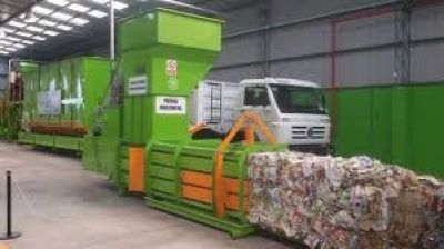 Bertellys visitó la Planta de Separación y Reciclado de Residuos de Tres Arroyos