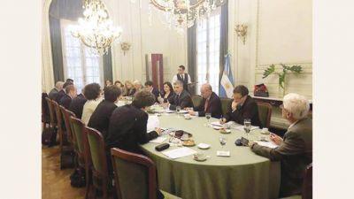 Lleg� la misi�n de la OCDE: se reunir� hoy con Prat-Gay, Malcorra y Todesca